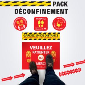 Pack Déconfinement